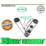 Timing Chain Kit Fit 97-07 Ford E150 F150 F250 Explorer Expediton 281CID WINDSOR | 67522753
