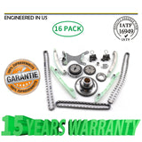 Timing Chain Kit NGC Fit 03-08 Dodge Ram 1500 Durango Dakota Jeep Commander 4.7 | 00656576