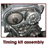 Timing Chain Kit Fit 03-07 Honda Accord CRV Element 2.4 DOHC VTEC K24A1 K24A4 A8 | 90351485