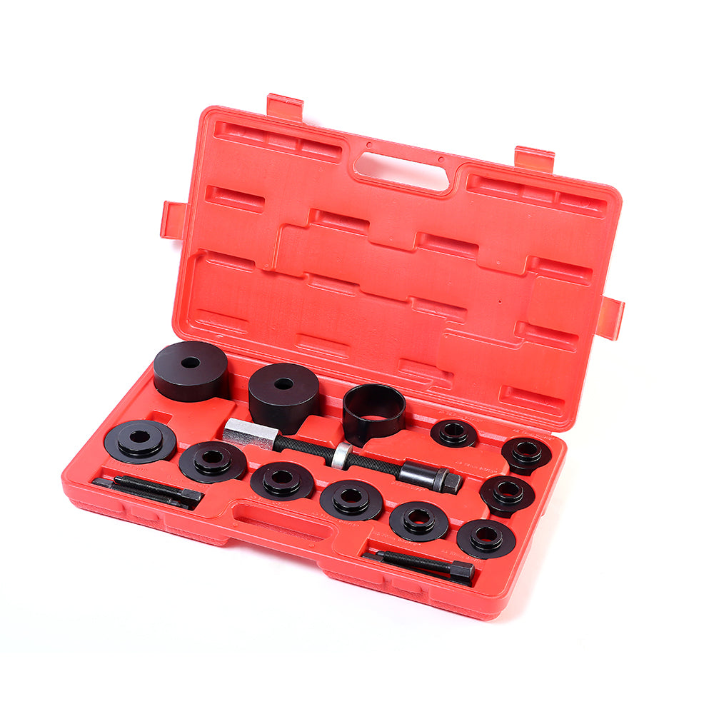 19PC Front Wheel Drive Bearing Puller Remove Adapter Master Set W/Case Store | 92198605