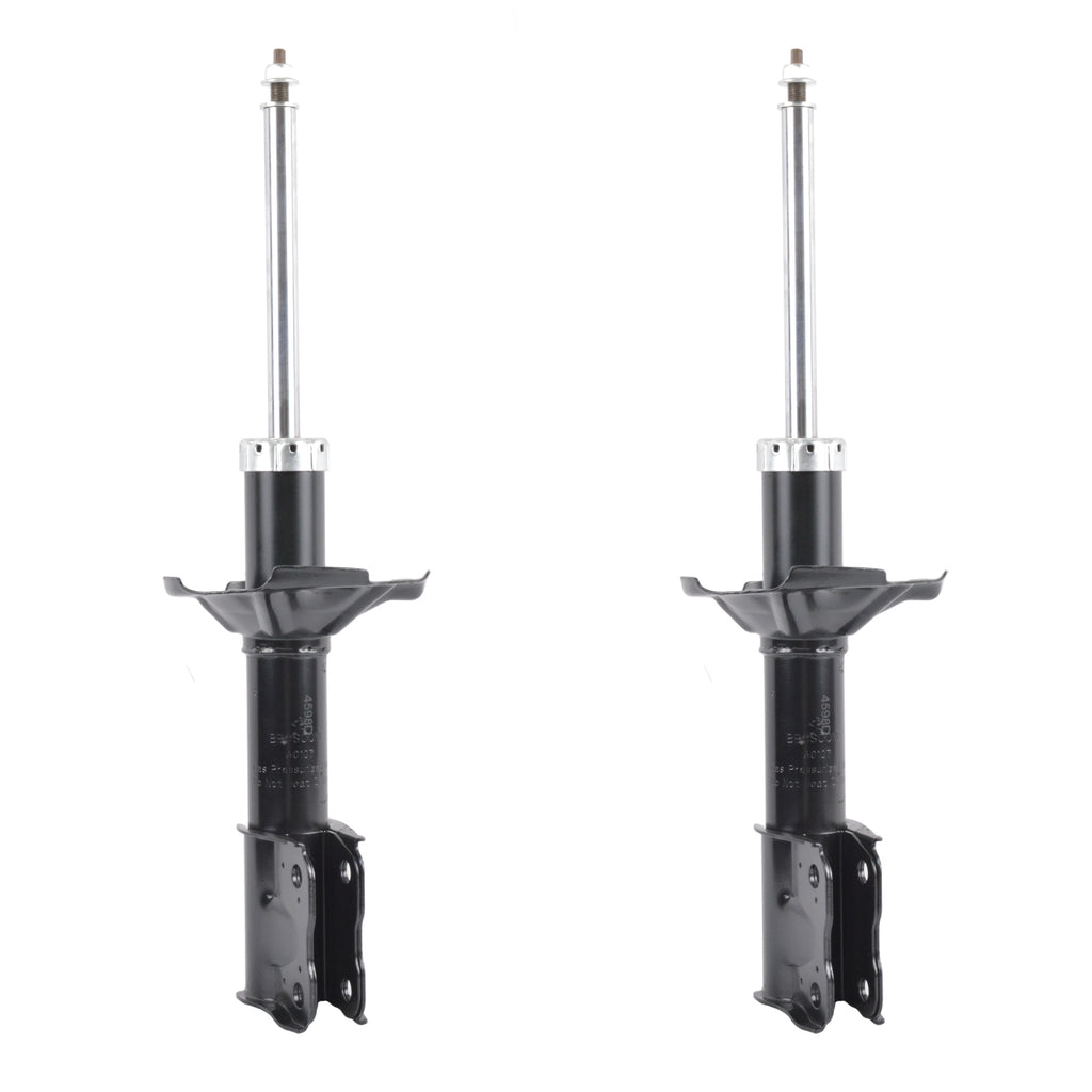 2 pcs SHOCK ABSORBER Mitsubishi Lancer 2002-2005 | 96841657