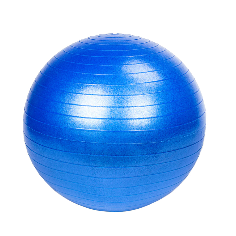 85cm 1600g Gym/Household Explosion-proof Thicken Yoga Ball Smooth Surface Blue | 54004760