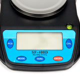 SF-400D 500g/0.01g Portable Electronic Laboratory Scale Black | 43769744