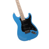 ST Stylish Electric Guitar with Black Pickguard Sky Blue | 51573428
