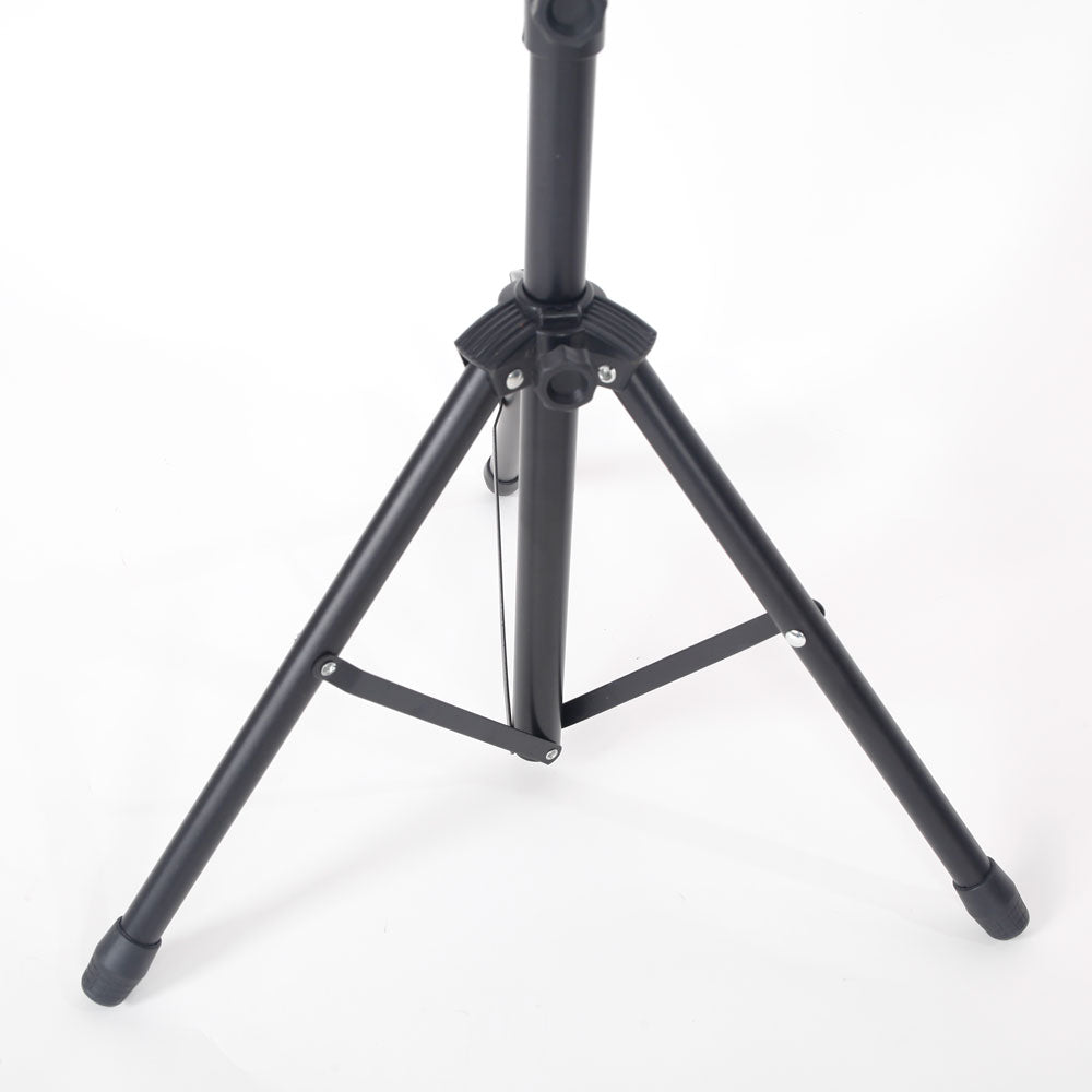 Adjustable Height Folding Music Stand Black | 02052615