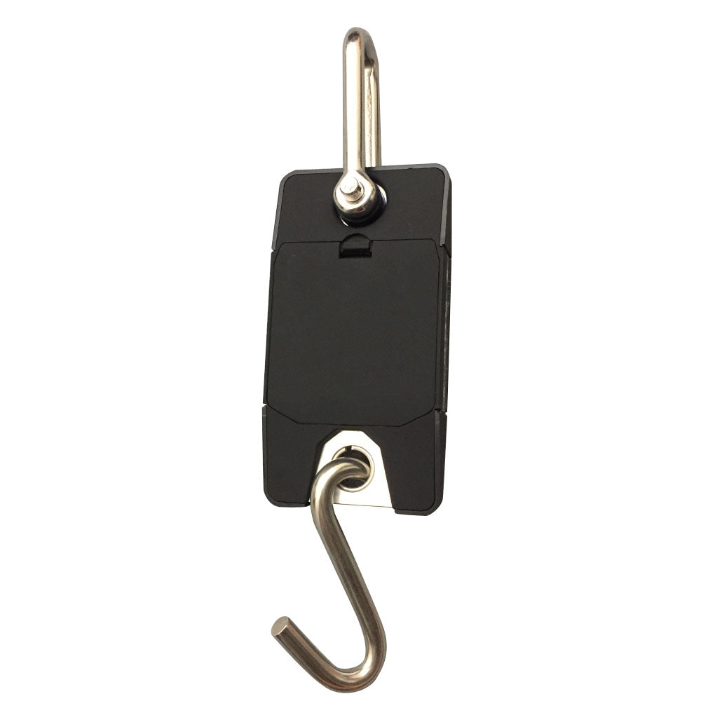 SF-912 300kg/50g Durable Hook Scale Black  | 19032683