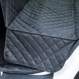 100% Waterproof Pet Dog Seat Cover with Hammock for Cars, Trucks and SUVs | 88516397