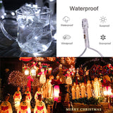 12M x 3M 1200-LED Warm White Light Romantic Christmas Wedding Outdoor Decoration Curtain String Light US Standard Warm White ZA000935 | 68974220