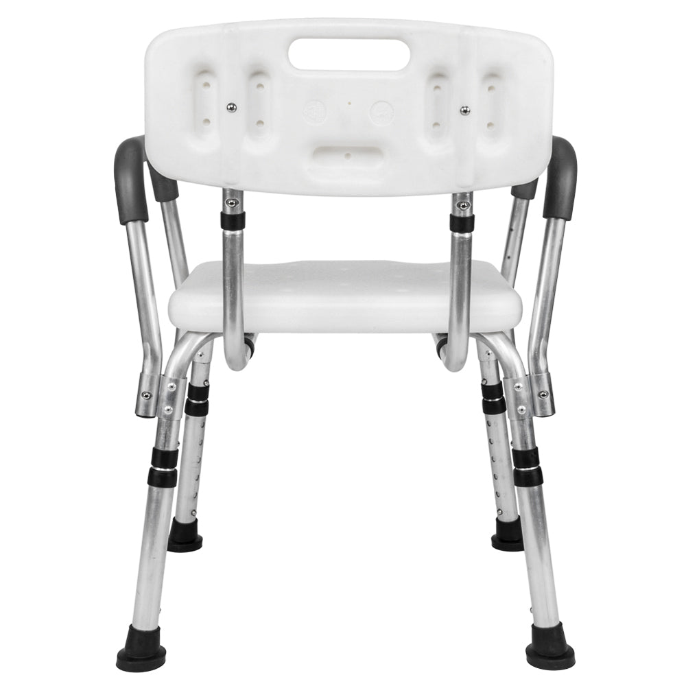 Aluminum Alloy Adjustable Height Medical Transfer Bench Bathtub Chair Shower Seat 799 | 96336453