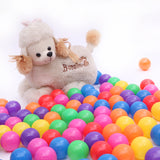 100pcs 5.5cm Fun Soft Plastic Ocean Ball Swim Pit Toys Baby Kids Toys Colorful | 69176965