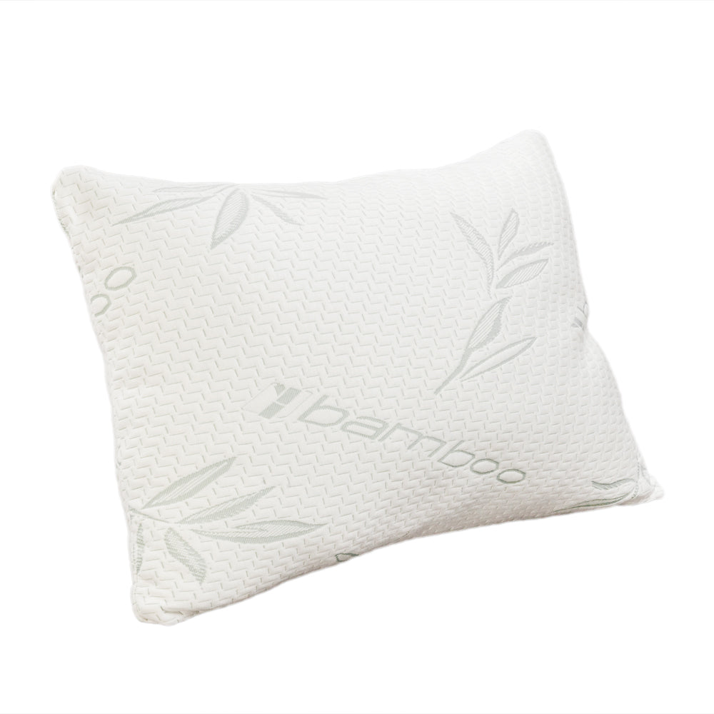 1pc Gel Particle Crushed Cotton Pillow Queen | 46448760