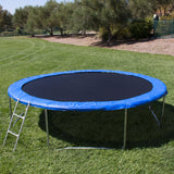 "12"" Outdoor Large Round Trampoline 