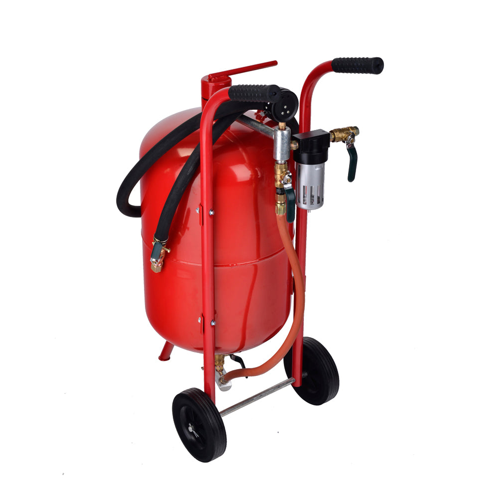 10 Gallon Portable Sand Blaster Tank | 29282328