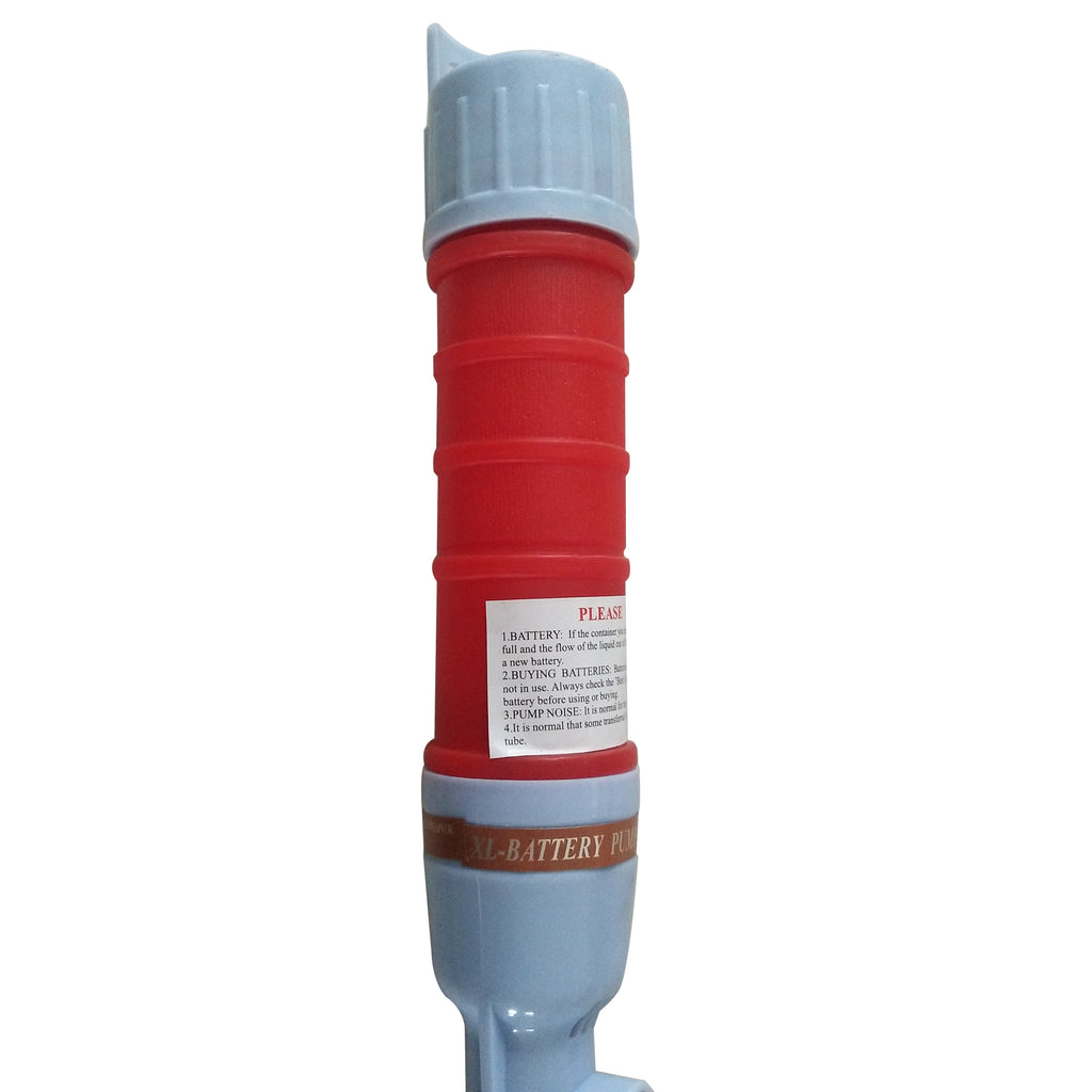 Battery-operated Liquid Transfer Pump Red | 79073053