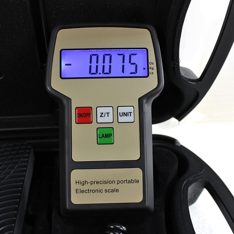 100kg Refrigerant Charging Electronic Scale Black | 76147421