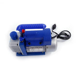 1/4 HP 3CFM Horsepower Vacuum Pump Blue | 17935264