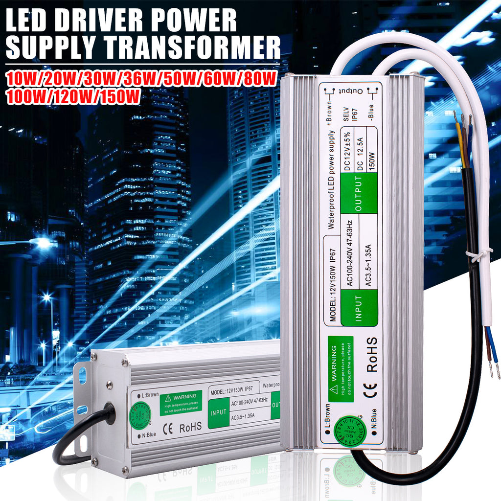12V 150W FS-150-12 Waterproof Switching Power Supply | 36795323