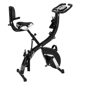 3-in-1 Folding Upright Bike for Indoor Exercise | 00342546
