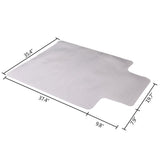 90 x 120 x 0.2cm PVC Home-use Protective Mat for Floor Chair Transparent | 33909615