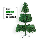 8FT Christmas Tree with 1138 Branches | 24504328