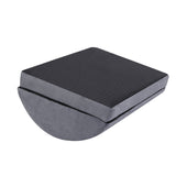 "(17 x 11.3 x 4.15/6 ) "" Memory Cotton Pedals Height Can Be Split Gray 