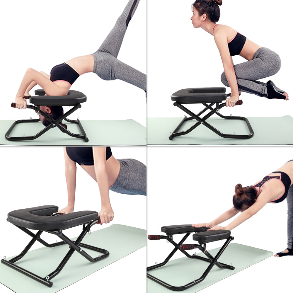 Home Yoga Inverted Chair with Drawstring | 73782598