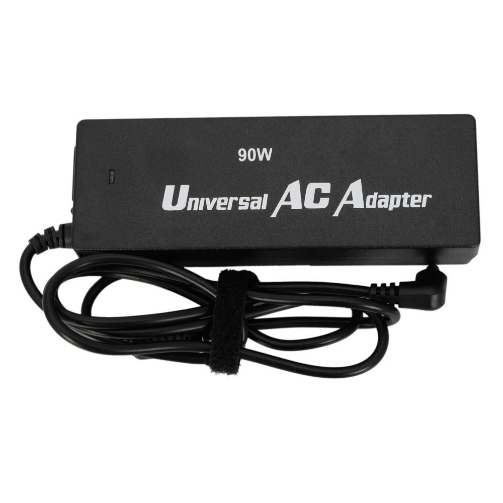 15V-24V 90W Universal Laptop AC Power Charger Adapter with 10 Plugs Black (Without Cable)  | 27279212