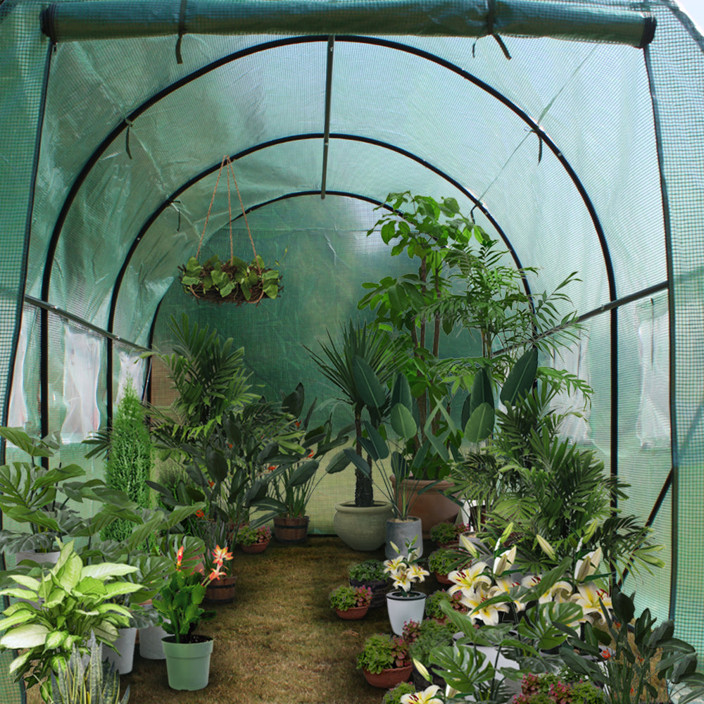 12?x7?x7 Heavy Duty Greenhouse Plant Gardening Dome Greenhouse Tent | 31173979