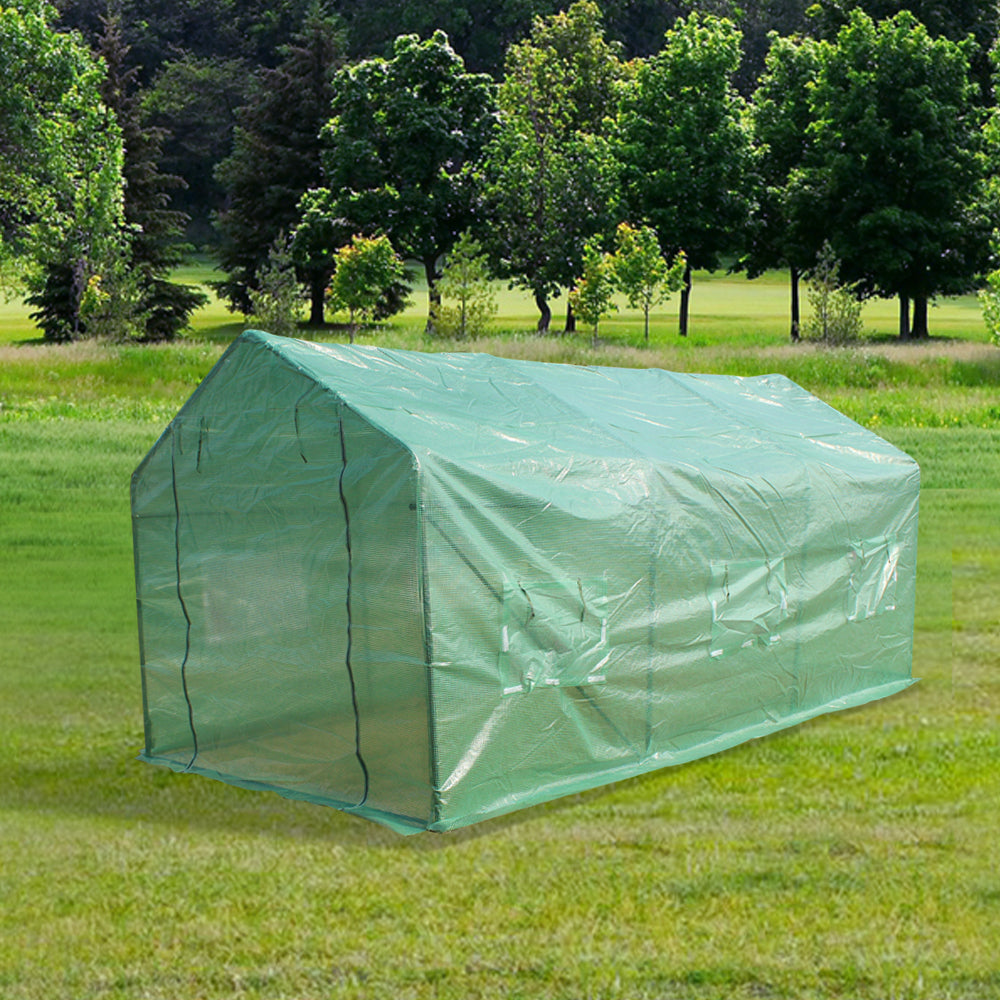 15?x7?x7?Heavy Duty Greenhouse Plant Gardening Spiked Greenhouse Tent | 01399803