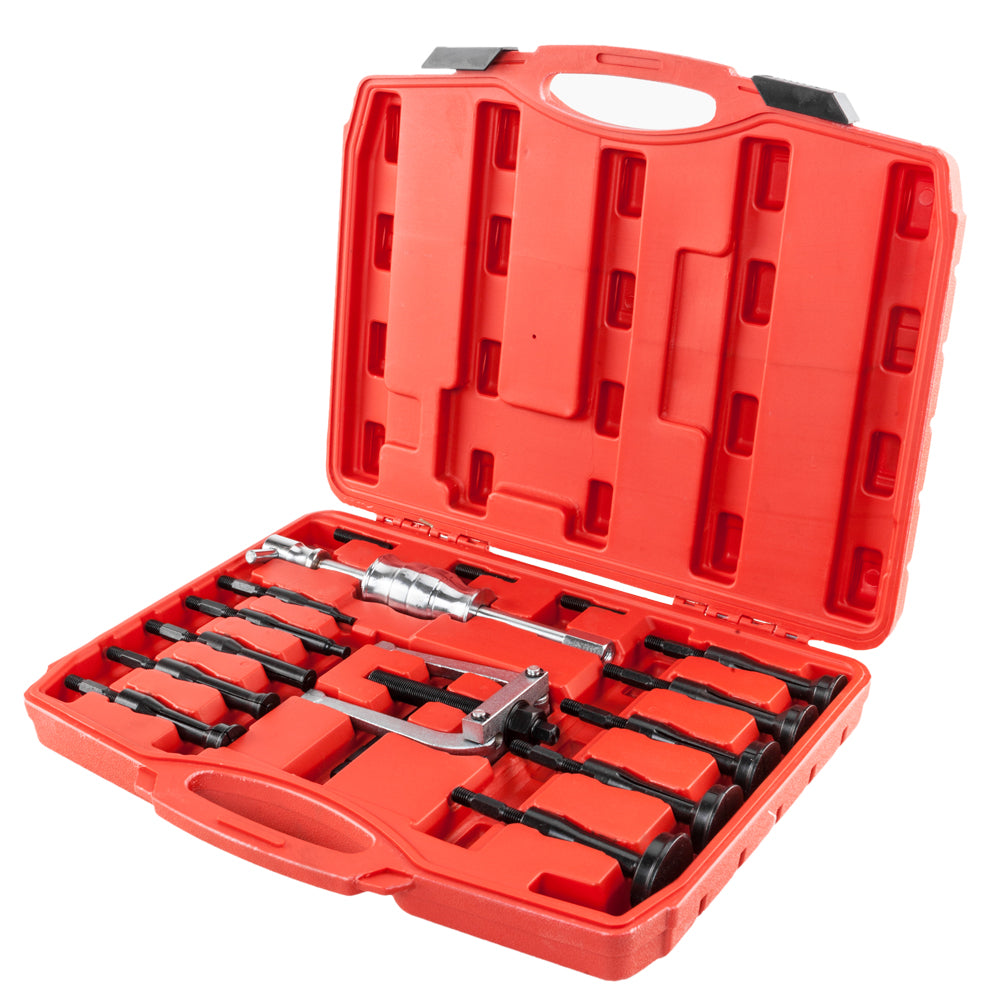 16pcs Blind Hole Pilot Internal Extractor/Remover Bearing Puller Set | 78526603