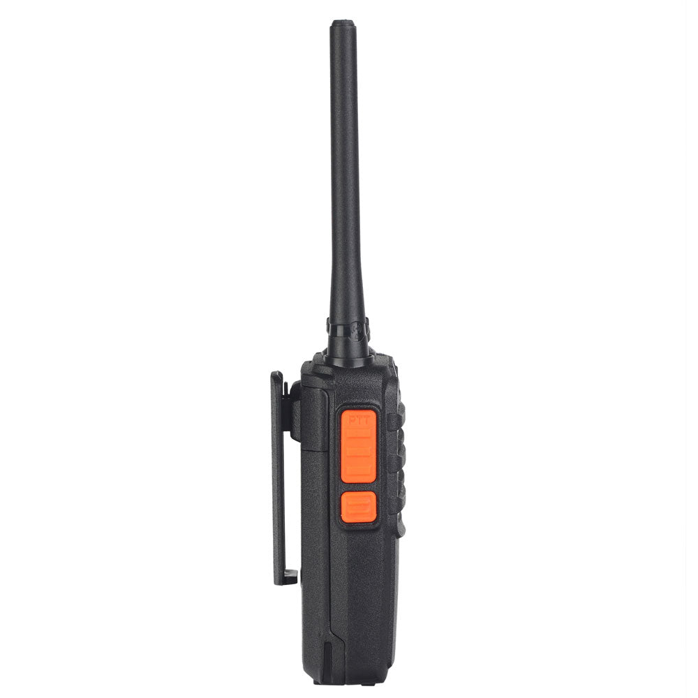 BAOFENG BF-C3 Single USB Cable Chargeable Handheld Walkie Talkie with 2800mAh Battery & Charger & Earphone | 58522740