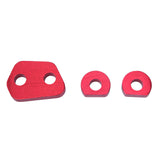 Specialized Aluminum Alloy Car Front & Rear Tow Hook for Common Car Red | 61280474