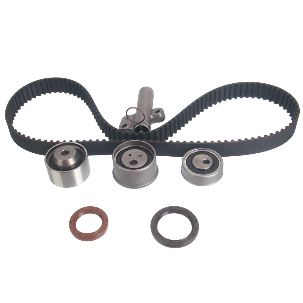 Timing Belt Kit with Water Pump for 99-05 Mitsubishi Eclipse Dodge Chrysler 2.4L | 31754514