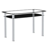 120*70*75cm Double-Glazed Dining Table | 95163448