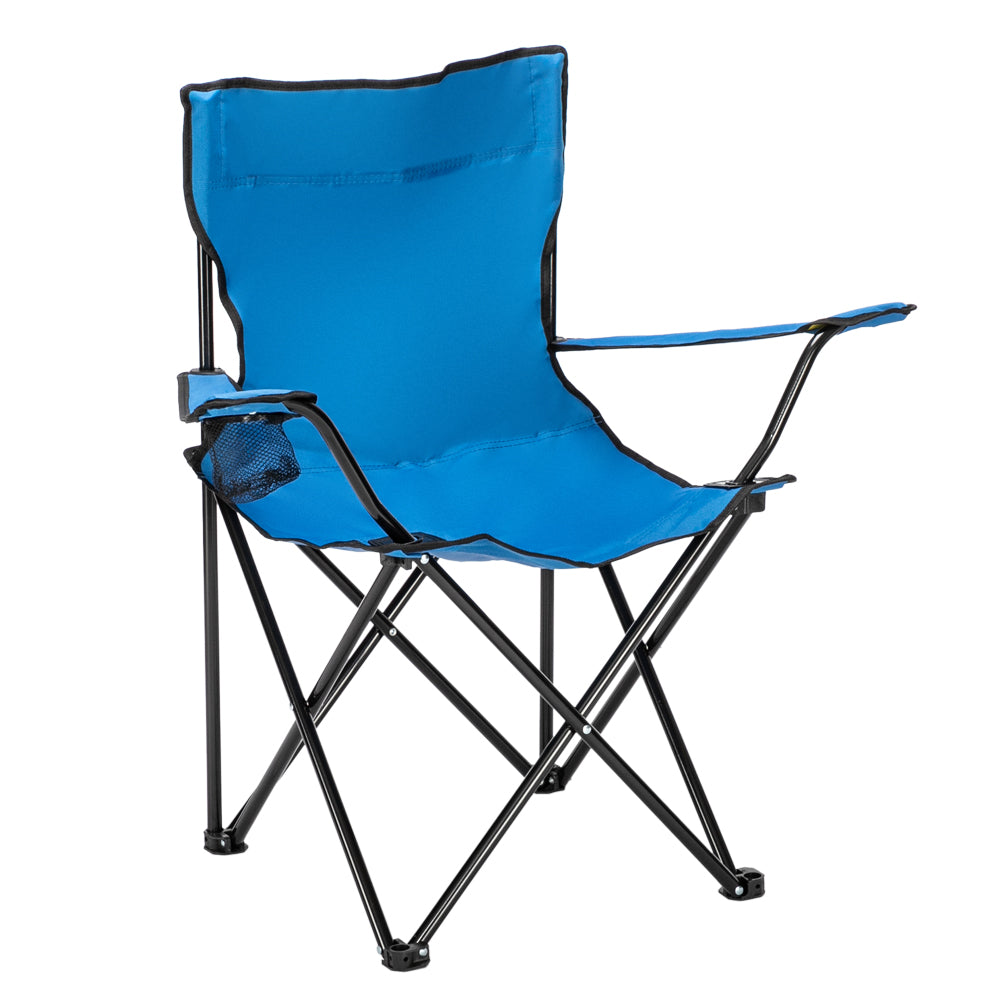 Small Camp Chair 80x50x50 Blue | 71194361