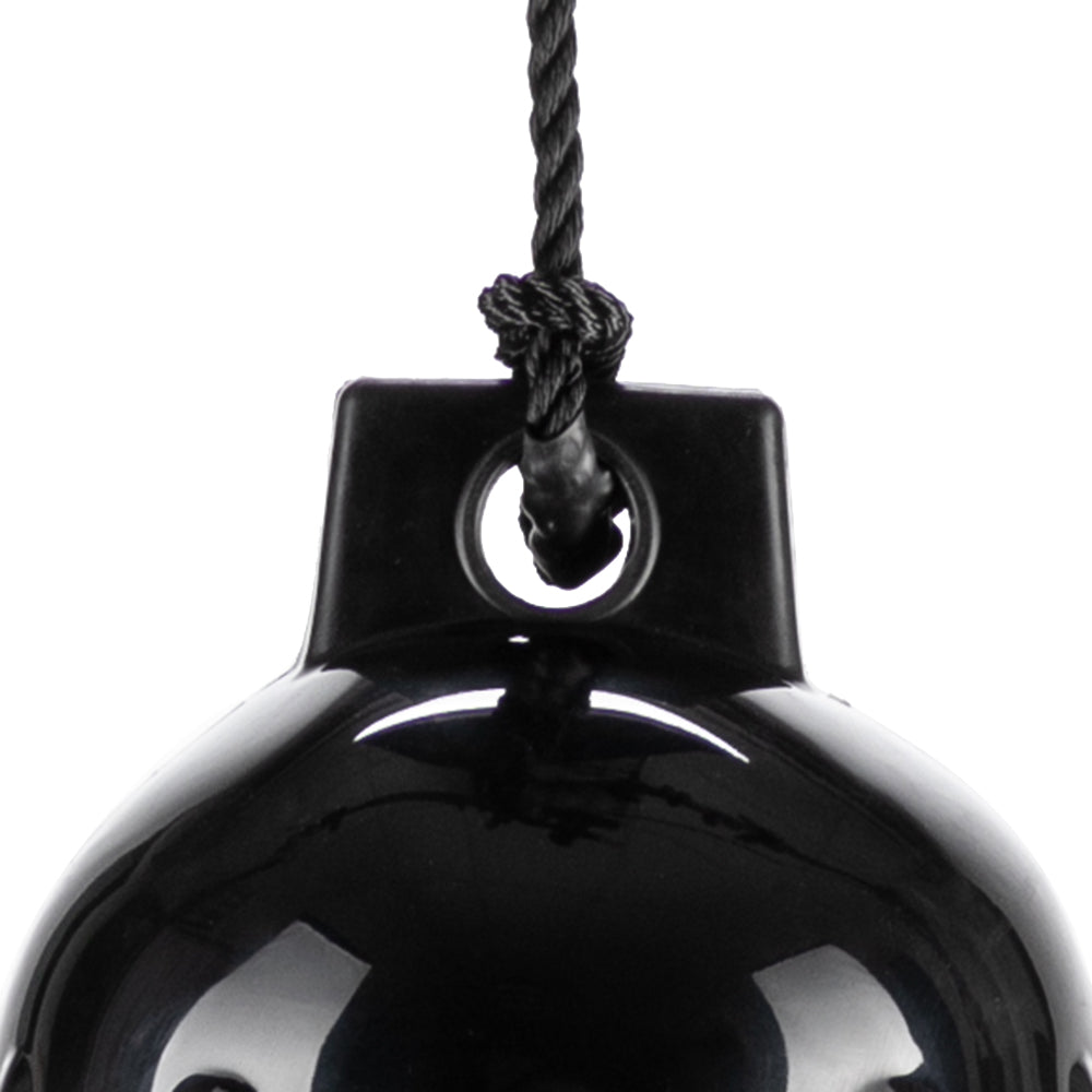 "[LX] 8.5""(D) x 27""(L) Outdoor Yacht Crash Float Black 