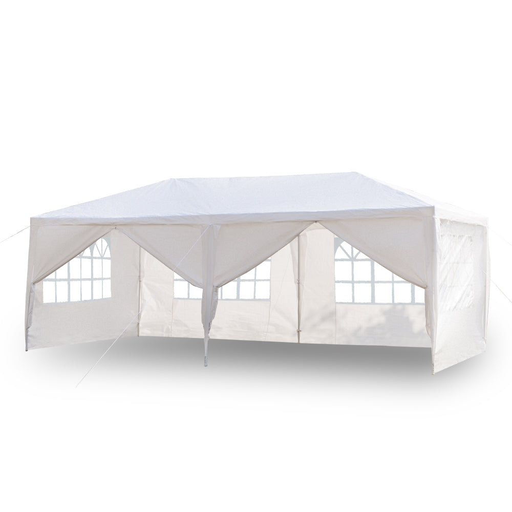 10'x20' Patio Party Tent Wedding Canopy Heavy Outdoor Upgrade Section | 46360171
