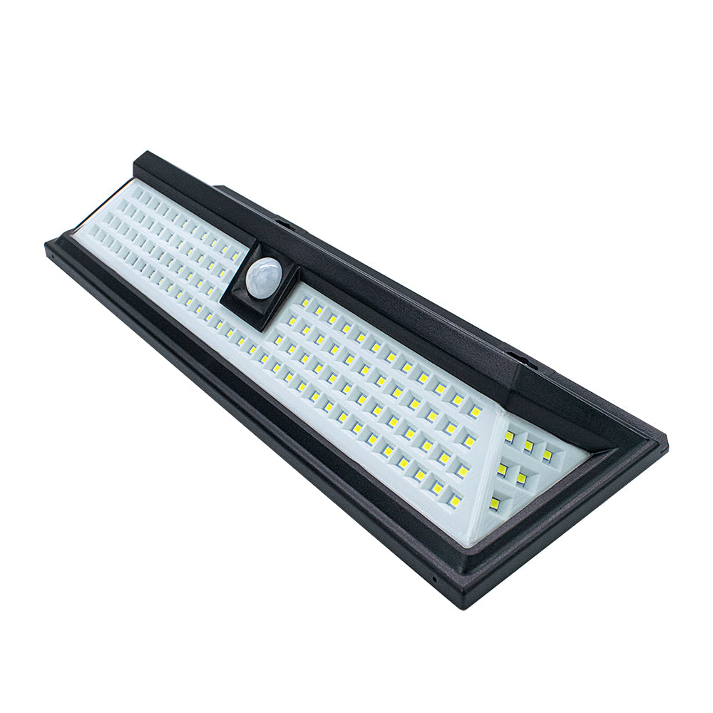 118LED Solar Lights Outdoor Wireless Motion Sensor Wall Yard Garden Pathway Lamp | 58690412