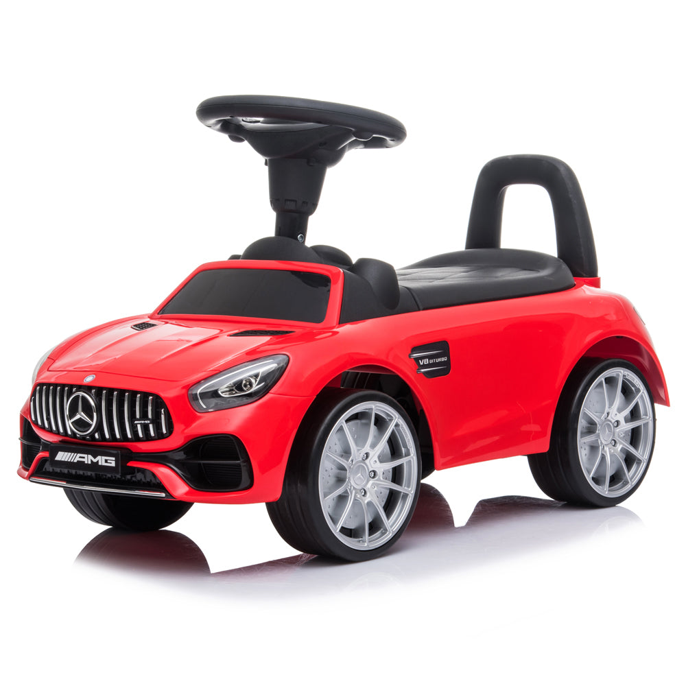 Small BENZ GT Car LZ-921 (Unpowered) Red | 27274233