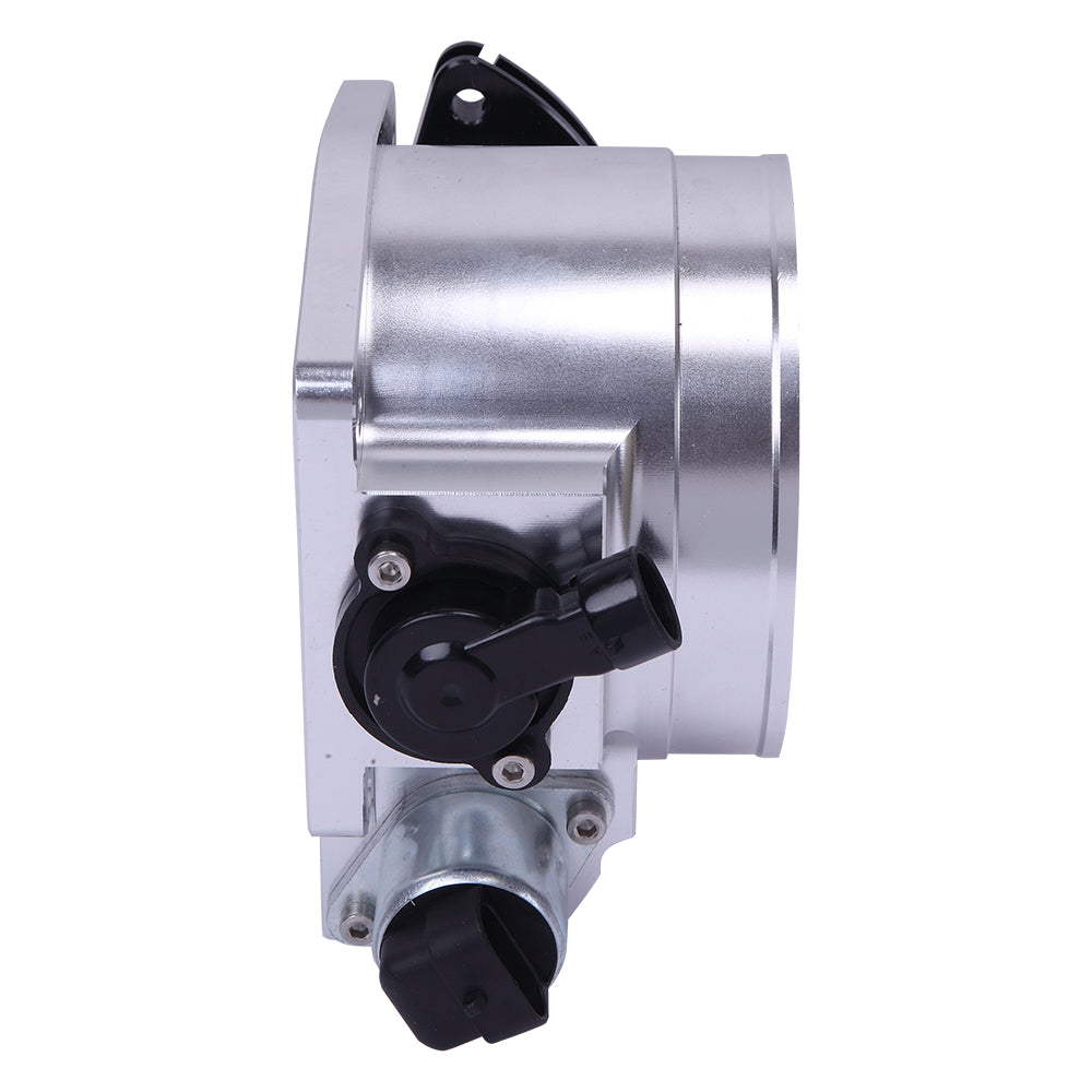 92MM Throttle for CHEVY LSX LS LS1 LS2 LS7 Silver | 67158525