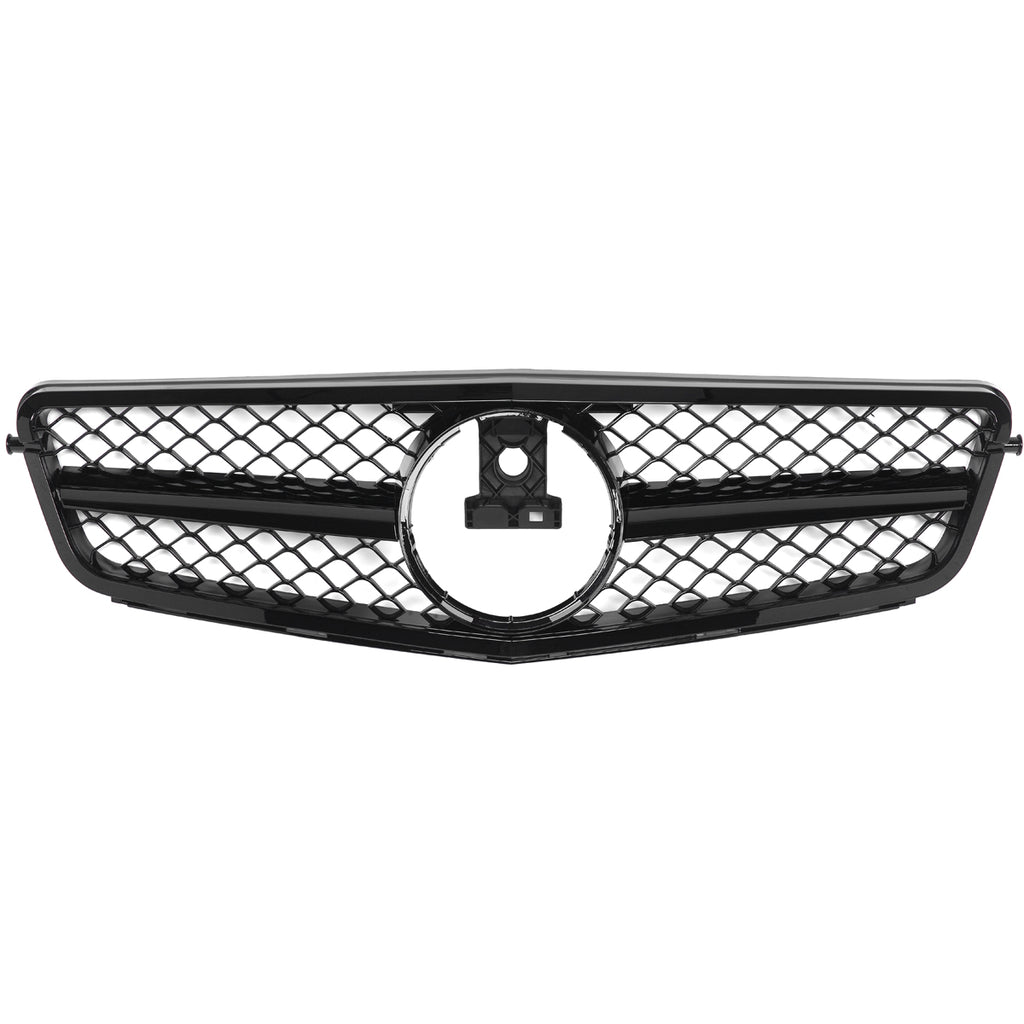 ABS Plastic Car Front Bumper Grille for 08-14 Mercedes W204 C230 C280 C300 C350 ABS Plastic Coating With No Logo | 71878816