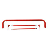 Stainless Steel Seat Guard Rod Red | 99462622