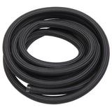 10AN 16-Foot Universal Stainless Steel Braided Fuel Hose Black | 65927839
