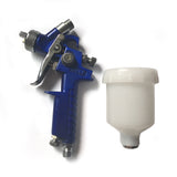 1.0mm 125cc Cup Auto Car Primer Basecoat Fluid Tip Air Spray Gun Paint Kit | 57450820