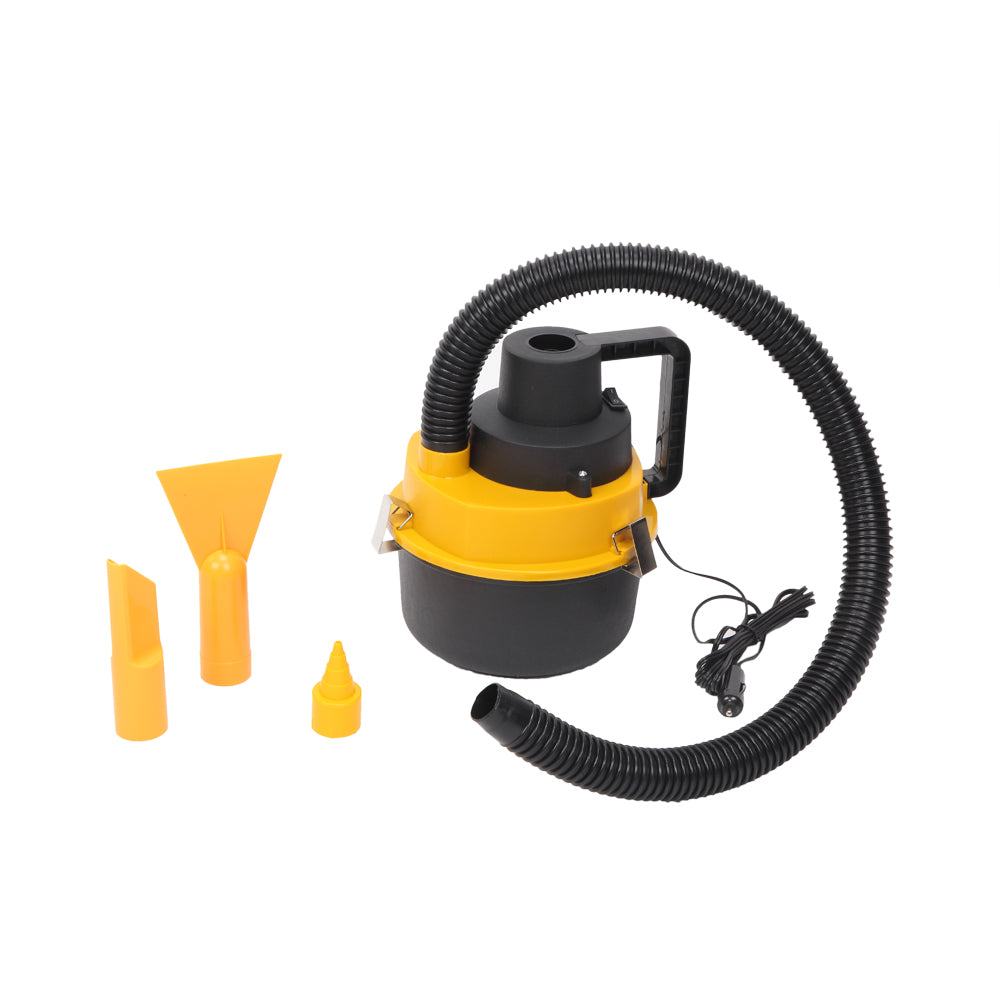 12V Wet Dry Car Vacuum Cleaner Inflator Portable Turbo Hand Held for Car Trucks SUV | 03888191