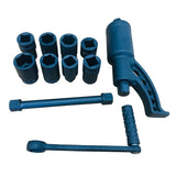 1:58 Torque Multiplier Set Wrench Lug Nut Labor Saving Lugnut Remover w/ 8 Sockets | 78898761
