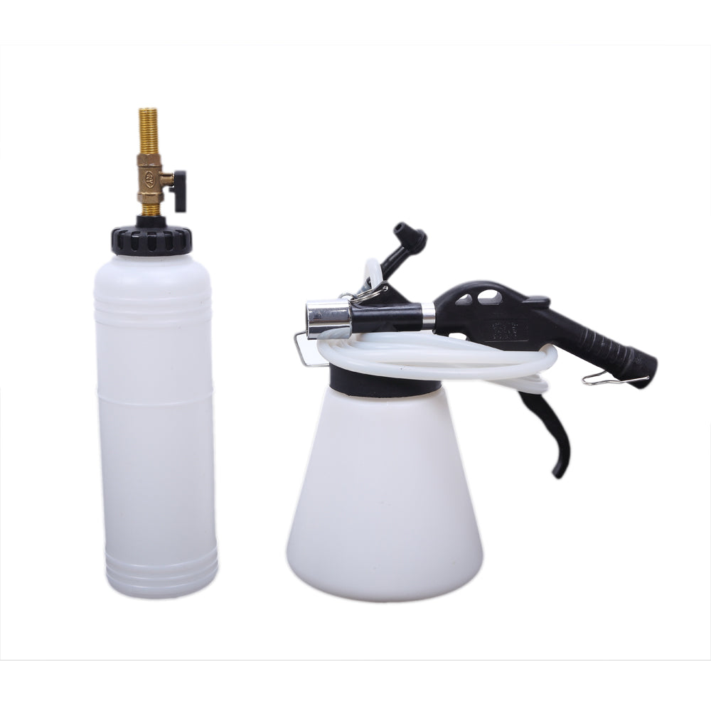 1.75L Pneumatic Car Brake Fluid Bleeder Bleeding Tool Brake Oil Replacement Kit | 65428759