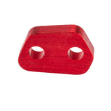 TH-1003 Specialized Aluminum Alloy Triangle Car Rear Tow Hook for Common Car Red | 56920488