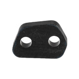 Specialized Aluminum Alloy Triangle Car Rear Tow Hook for Common Car Black | 47018743