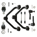 8pcs Complete Control Arm Front Suspension Kit for 95-11 FORD 97-01 MECURY | 20203230
